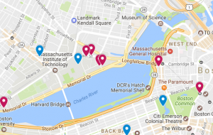 Event and Hotel Locations